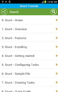 Free Grunt Tutorial - náhled