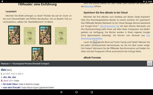 Немски <> Български Речник Slovoed Compact screenshot 10