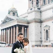 Wedding photographer Aleksandra Bukhareva (krasotavkazdom). Photo of 25.11.2017