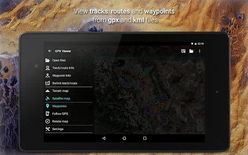 GPX Viewer – Tracks, Routes & Waypoints 9
