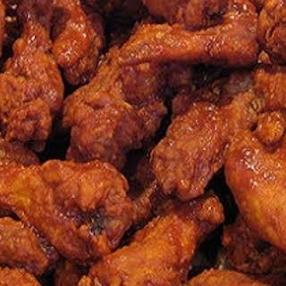 Hooter's Spicy Buffalo Wings #FamousRestaurantCopycats.