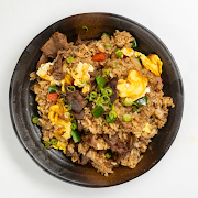 242. Japanese Beef Fried Rice