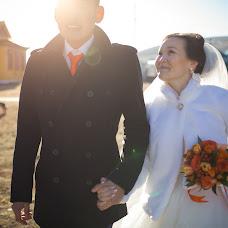 Wedding photographer Seseg Sandanova (Seseg). Photo of 15.03.2016