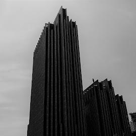 by Chet Sosinski - Buildings & Architecture Office Buildings & Hotels