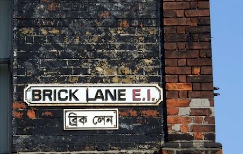 Photo Restaurants de Brick Lane