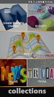 Thinkproxi Places - náhled