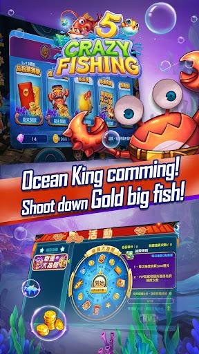 Crazyfishing 5- 2020 Arcade Fishing Game screenshots 1
