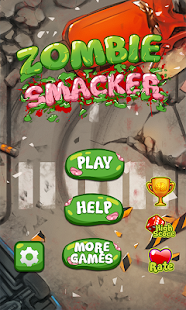 Zombie Smacker : Smasher - náhled