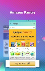 Amazon Shopping, UPI, Money Transfer, Bill Payment Apk App File Download 3