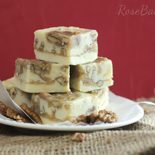 Pralines & Cream Fudge Recipe