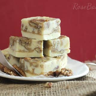 Pralines & Cream Fudge.