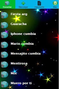 Tonos de Cumbia - náhled
