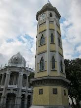 Photo: Moorish tower