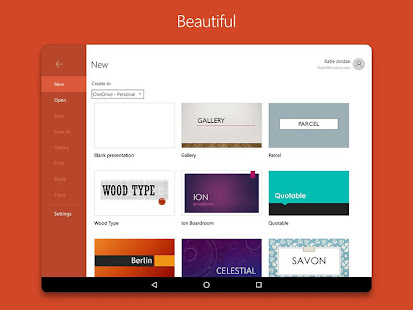 App Microsoft PowerPoint APK for Windows Phone