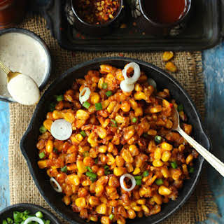 Dried Corn Kernels Recipes.