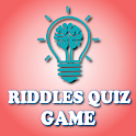 Riddles Quiz Game Brain Teaser Games With Answers icon
