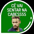 Figurinhas Neymar e frases jogadores WAStickerApps apk