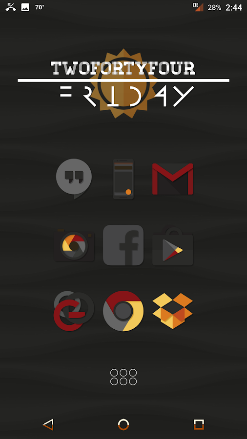 Desaturate - Free Icon Pack - 屏幕截图
