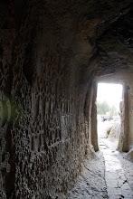 Photo: Выход из храма в скале