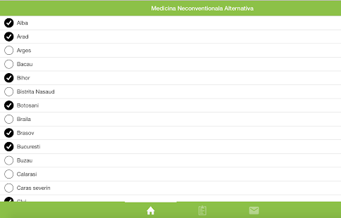 Medicina Neconventionala- screenshot thumbnail