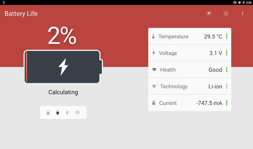 Next Battery screenshot 6