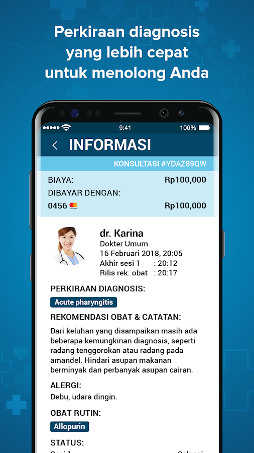 YesDok - 24 Hr Doctor On Demand- screenshot