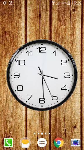 Battery Saving Analog Clocks screenshot 1