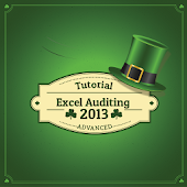 Learn Excel - Auditing Work