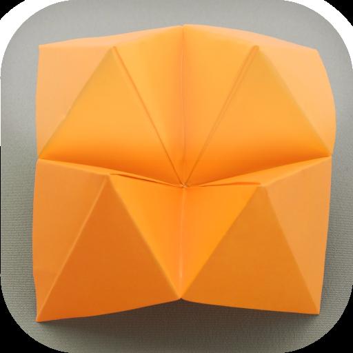 Origami Fortune Teller app 教育 LOGO-玩APPs