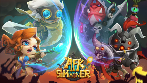 AFK Summoner : Real 3d IDLE Adventure 1.2.5 screenshots 1