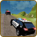 Hill Police vs Gangsters Chase icon