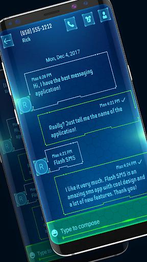 New Hacker Messenger for 2020 screenshots 2