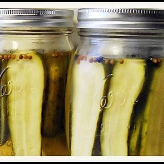 Homemade Claussen Pickles Copycat.