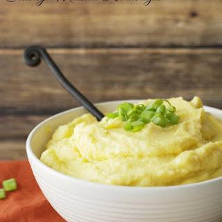 Creamy Mashed Rutabagas