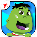 Wonster ABC Phonics Spelling icon