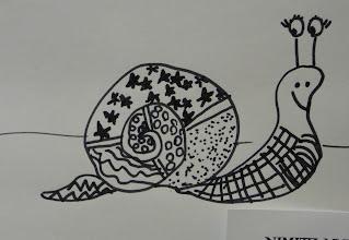 Photo: Snail Grade 1