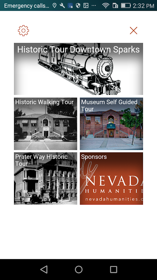 Sparks NV, Historic Tours- screenshot