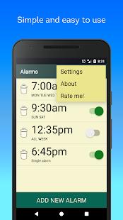Gentle Alarm Clock - náhled