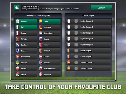 Game Soccer Manager 2019 - Top Football Management Game APK for Windows Phone
