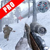 Call of Sniper WW2 Pro: FPS Shooting Games 2018