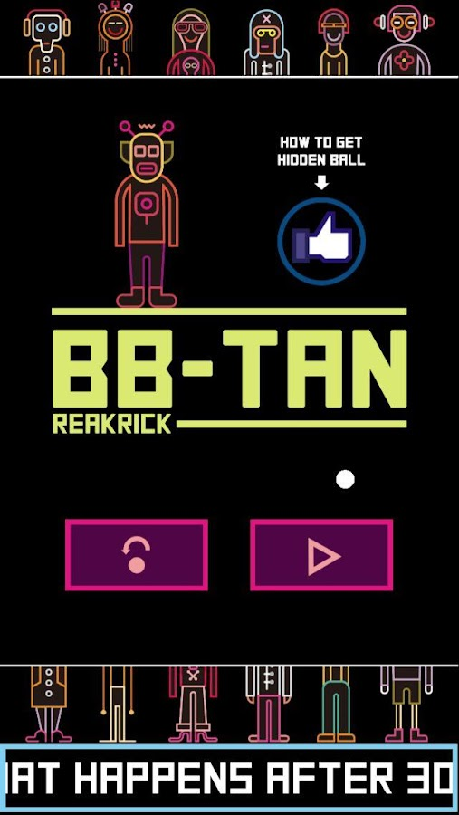 BBTAN by 111%- screenshot