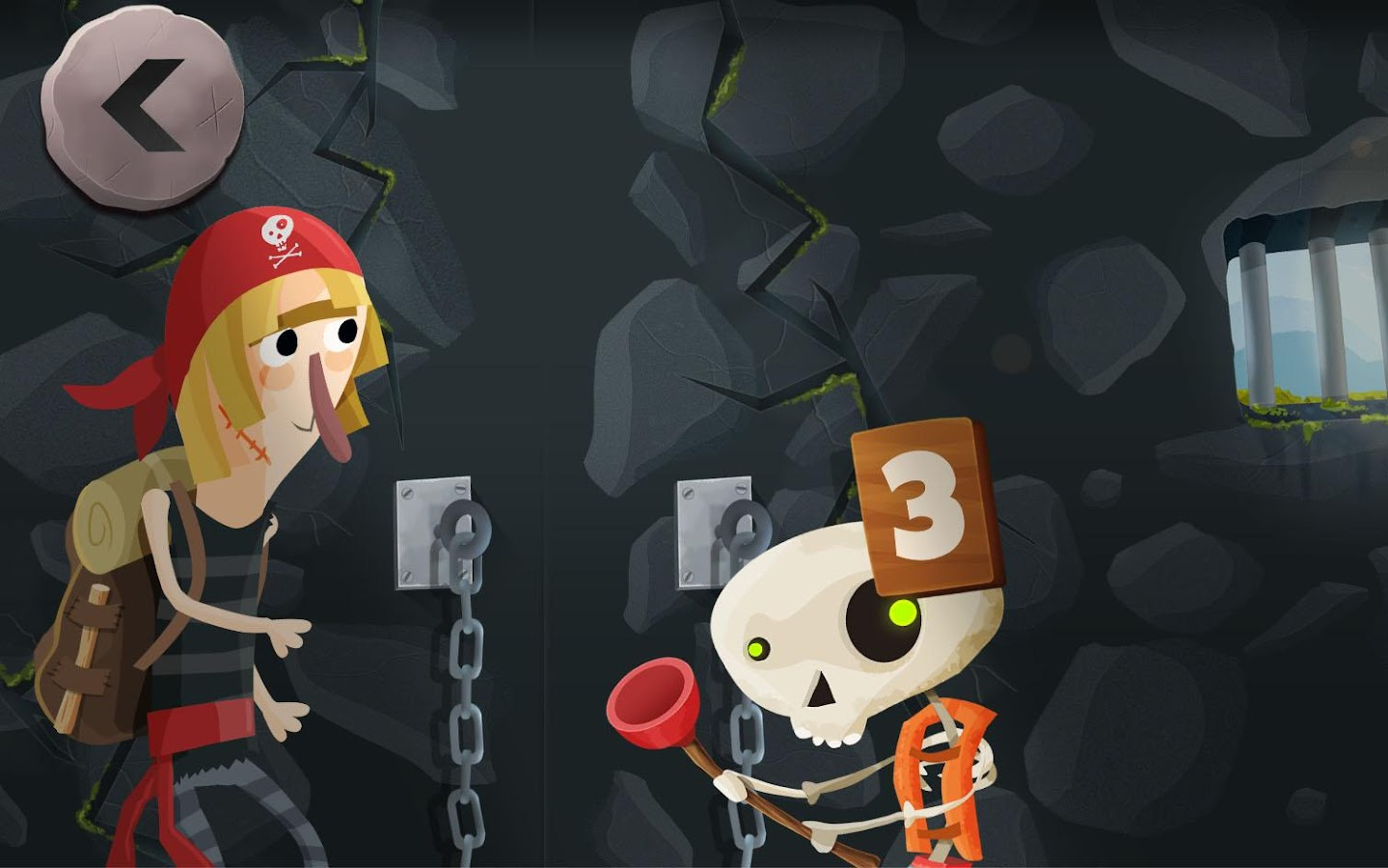 Dungeon of Numbers 3- screenshot