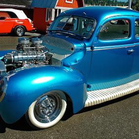 1939 Ford by Rev Marc Baisden - Transportation Automobiles ( history, cars, travel, hobbies, hot rods,  )