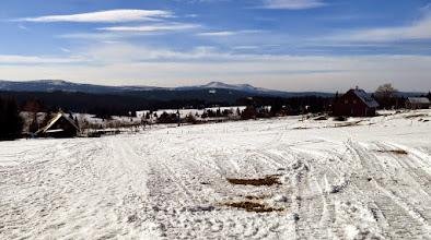 Photo: Výhledy a počasí byly parádní, ale sníh byl proklatě pomalý