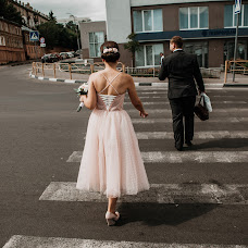 Wedding photographer Darya Serova (bubble). Photo of 22.10.2018