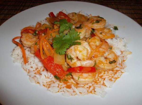 Shrimp Curry ~ Flavors Of Cape Cod Recipe