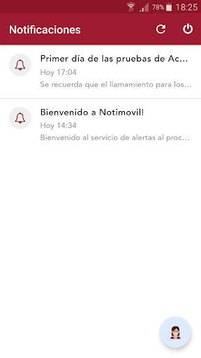 Acceso DURM screenshot 3
