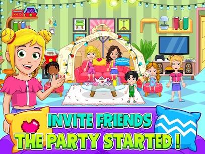 My City : Pajama Party 7
