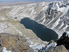 Photo: Aufstieg zum Cerro Austria