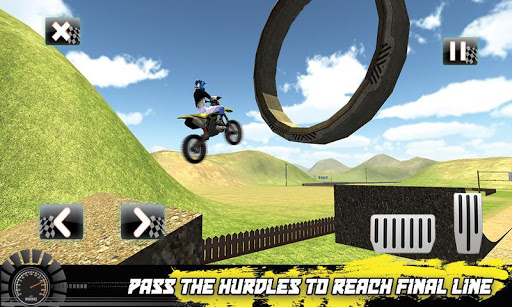 Offroad Bike Parking Challenge: Stunt Game ud83cudfcdufe0f 1.1 screenshots 2